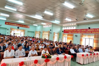 Phòng Giáo dục và Đào tạo huyện Ea Kar tổ chức buổi Tọa đàm nhân kỷ niệm 38 năm ngày Nhà giáo Việt Nam (20/11/1982 – 20/11/2020).