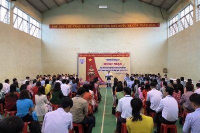 Phòng Giáo dục và Đào tạo huyện Ea Kar tổ chức Hội thi giáo viên dạy giỏi cấp huyện bậc học Trung học cơ sở năm học 2020-2021.