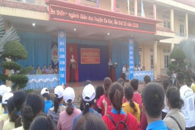Hội thao truyền thống ngành Giáo dục và Đào tạo huyện Ea Kar lần thứ 32 năm 2020