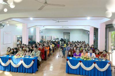 Phòng Giáo dục và Đào tạo huyện Ea Kar tổ chức Tổng kết Hội thi giáo viên dạy giỏi cấp huyện bậc học mầm non năm học 2020-2021.