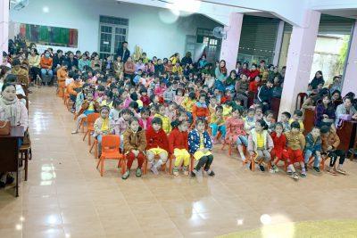 """Phòng Giáo dục và Đào tạo huyện Ea Kar tổ chức Hội thi """"Nét vẽ xanh"""" dành cho trẻ mẫu giáo 5 tuổi năm học 2020-2021.."""