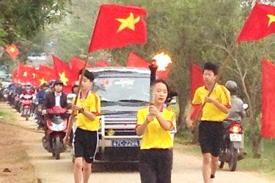Một số hình ảnh Hội khỏe Phù Đổng Huyện Ea Kar năm 2018