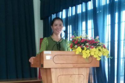 Hội nghị đánh giá kết quả thực hiện nhiệm vụ năm học 2017 – 2018 và triển khai nhiệm vụ năm học 2018 – 2019 đối với giáo dục mầm non huyện Ea Kar