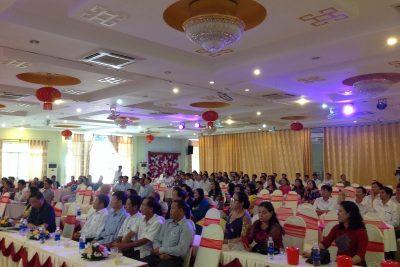 Phòng GD & ĐT Ea Kar, tổ chức Lễ kỷ niệm 35 năm, ngày nhà giáo việt nam (20.11.1982 – 20.11.2017)