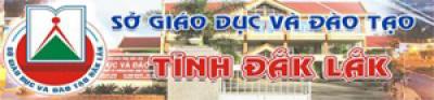 Sở GD&ĐT Đắk Lắk